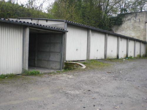 Mon 1er achat de lots de garages
