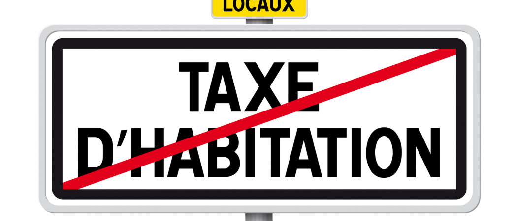 Suppression de la taxe d'habitation