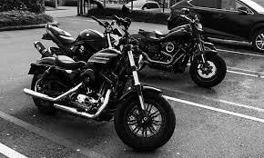 Parking pour Moto